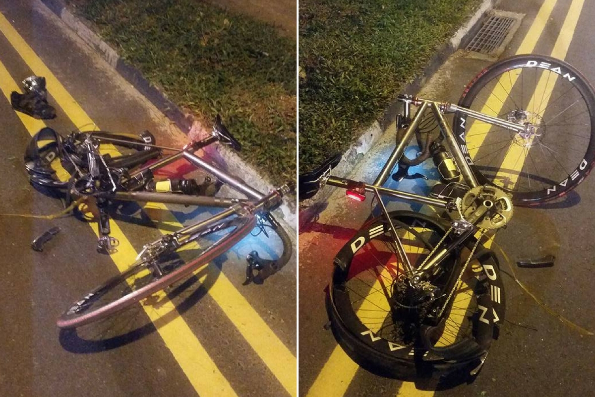 cycling hit and run