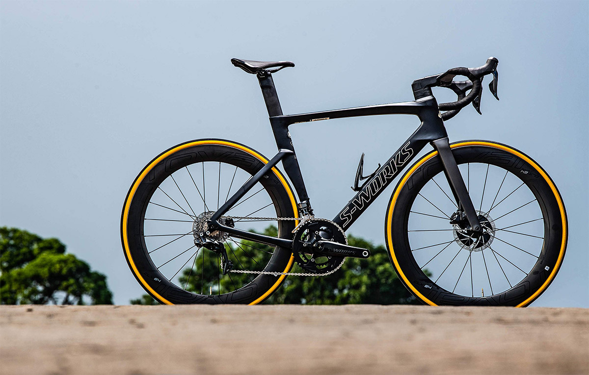 8eceee186df The new Specialized S-Works Venge 2019 first-ride review/experience