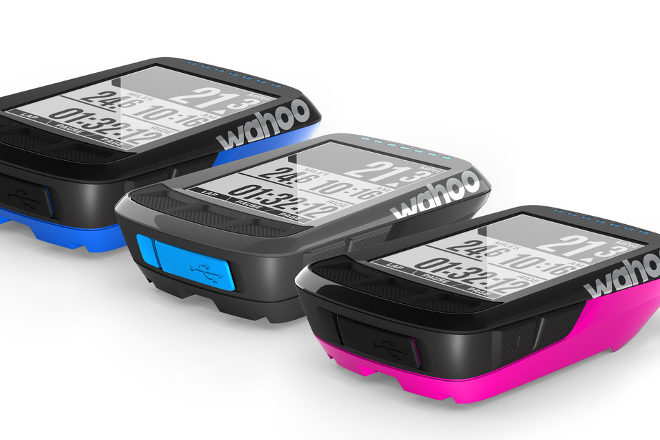 Wahoo Unveils Limited Edition Colors for ELEMNT BOLT at the