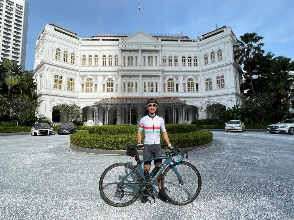 Cycling, Shoulder Impingement, Shoulder Pain, Dr Desmond Ong, Bowtie Doctor