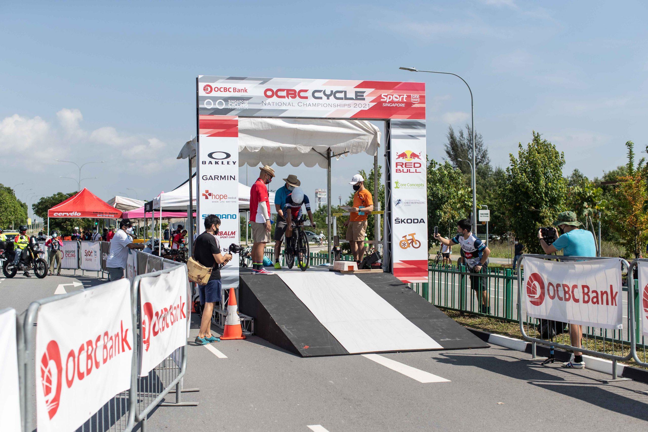 OCBC Cycle, National Championships