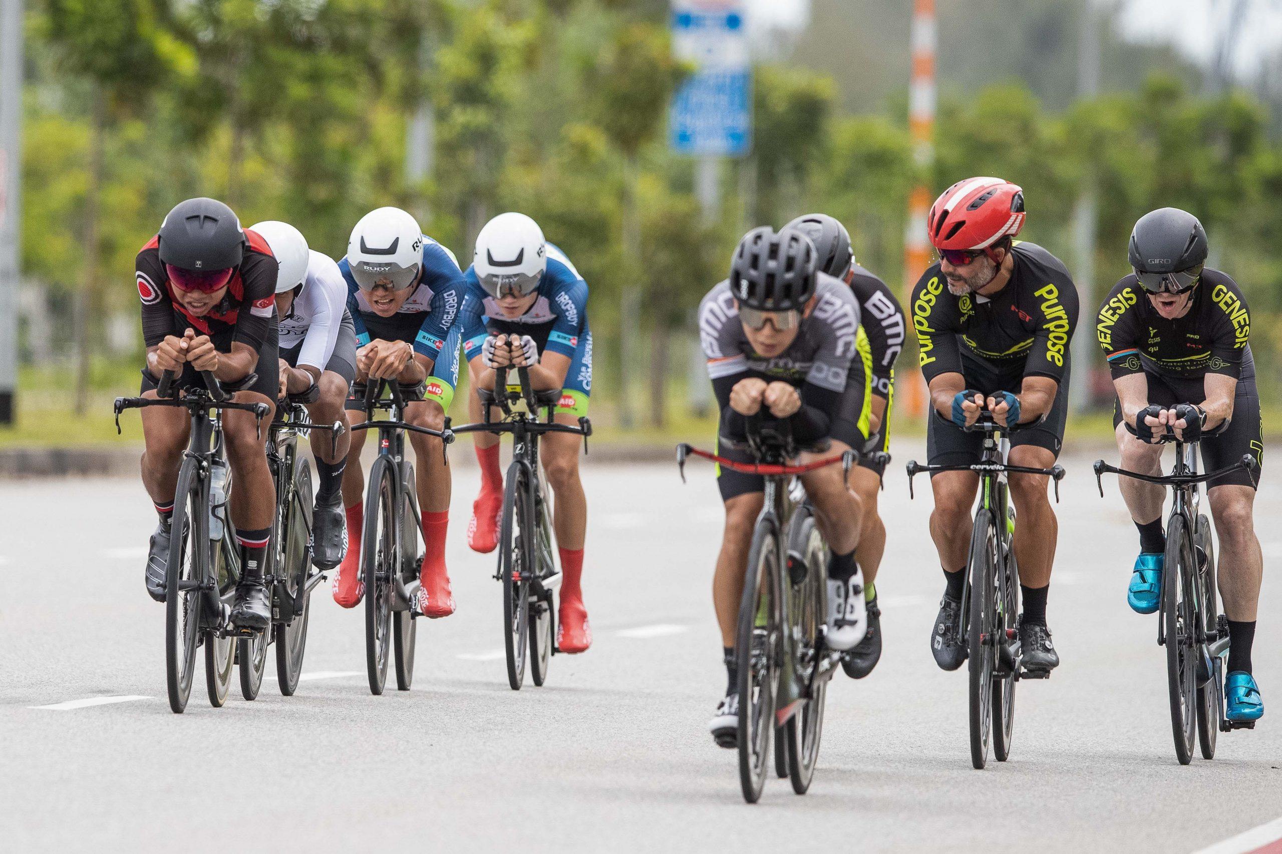 OCBC Cycle National Championship, SportIn Cycling